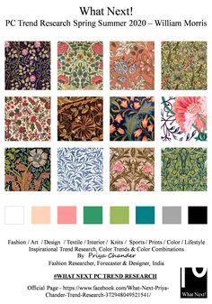 #WilliamMorris #textiledesigner #SS2020 #textilearts #fabrics #furnishing #fashion #fashionprints #fashionista #springsummer2020 #fashionforecasting #NYFW #LFW #PFW #MFW #fashionweek #fashionforecast #fashiontrends #menswear #womenswear #kidswear #colorforecast #homedecor #rugs #linen #fashionindustry #photography #fashionresearch #trendsetter #fashioninfluencer #ADcampaign #interiors #fashiontrends #colorforecast