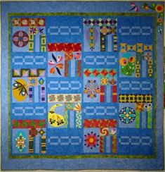 Boho Bliss Spacers & Borders Quilt Pattern TCQ-45