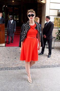 Las mejor vestidas de la semana - Mischa Barton