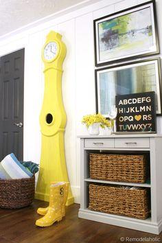 Amazing DIY Mora Clock!!!!