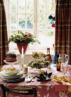 Christmas Table Decoration Ideas 21