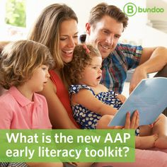 How can we help close the 30 million word gap? The American Academy of Pediatrics (AAP) has new suggestions.