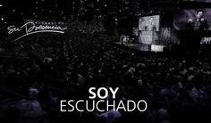 Soy escuchado - Danilo Montero - 12 Octubre 2014