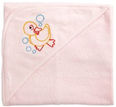 Funkoos Rubber Ducky Organic Baby Girl Hooded « Clothing Impulse