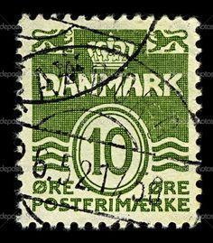 Danske Frimærker