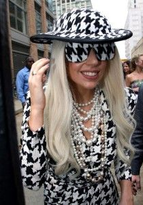 Where is Lady Gaga now? - New Blog Post on Possumclothing.com/blog