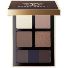 Bobbi Brown  Eye Palette (85 BAM) ❤ liked on Polyvore featuring beauty products, makeup, eye makeup, eyeshadow, beauty, chocolate, bobbi brown cosmetics and palette eyeshadow