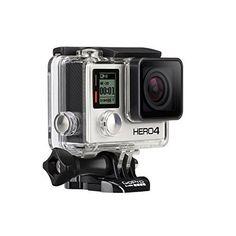 GoPro HERO4 Black Adventure Caméra embarquée 12 Mpix Wifi Bluetooth: Amazon.fr: Photo & Caméscopes