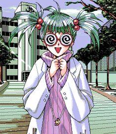 Eimii to Yobanaide – – C's Ware Old Anime, Anime Manga, Anime Art, Pixel Art, Chibi, Retro 4, Avatar, Cybergoth, Anime Figures