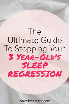 What should you do if our toddler has a sleep regression? It feels like an endless cycle, you finally got your baby sleeping through the night and now that he or she is a toddler there are new sleep problems to deal. In this post learn all about how to stop your 3 year old's sleep regression and sleep problems. Pacifier Weaning, Toddler Sleep Training, Toddler Nap, 3 Year Olds, Sleep Schedule, Sleeping Through The Night, Sleep Problems, Baby Sleep, Parenting