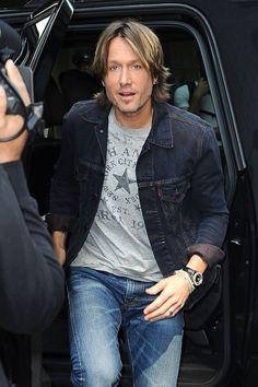 Keith Urban Photo - Keith Urban Arrives for 'American Idol'