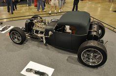 Flathead roadster