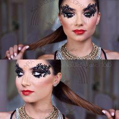 Face Lace ~Kounelli photography