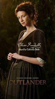 Claire- Outlander
