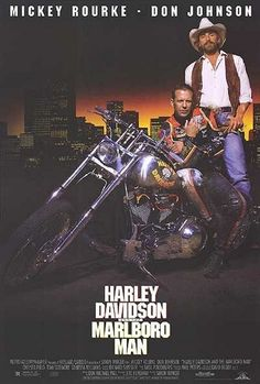 #Harley_Davidson and the #Marlboro_Man 1991