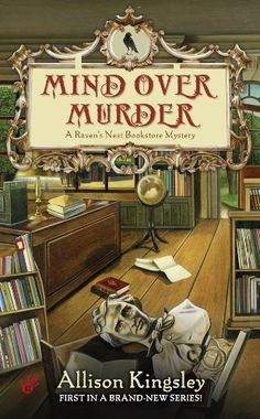 Mind Over Murder (A Raven's Nest Bookstore Mystery Book 1)