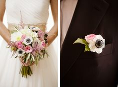 Great Bouquet with beautiful flowers & beautiful colors.  by Ana Jordão, Pinga Amor