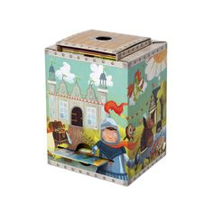 pixi buch aufbewahrung mit berraschungseffekt pixi book storage box schachteln boxen. Black Bedroom Furniture Sets. Home Design Ideas