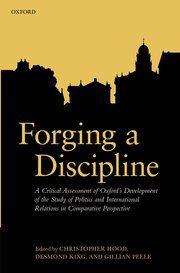 Cover for     Forging a Discipline