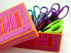 MAKE   Make Your Own Crafty Storage Boxes