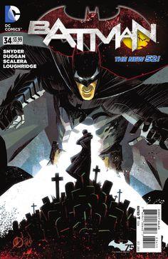 Leituras de BD/ Reading Comics: TOP 10 de vendas nos EUA em Agosto
