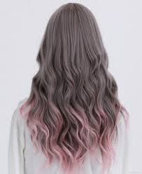 hair ombre pink - Google Search