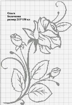 VK is the largest European social network with more than 100 million active users. Cross Stitch Pillow, Cross Stitch Rose, Cross Stitch Flowers, Cross Stitch Charts, Cross Stitch Embroidery, Embroidery Patterns, Cross Stitch Patterns, Crochet Cross, Crochet Chart