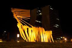 Monumento dos Açorianos - Porto Alegre