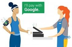 Novos Tempos Novos Ideais : Google inicia testes de pagamentos com tecnologia ...