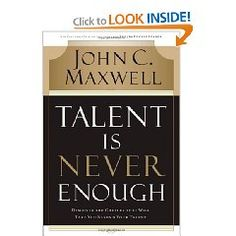 John C. Maxwell's books are inspirational and motivating. Using real-life examples and powerful quotes to bolster his point of view, you'll feel unstoppable after reading this book!