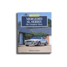 This book traces the development of the original 300SL to today's 300 and 500SL versions – all with their common attributes of good performance. Illustrated with scores of colour photographs showing examples of each generation of SL, this study of the series history and development should appeal to motoring enthusiasts.