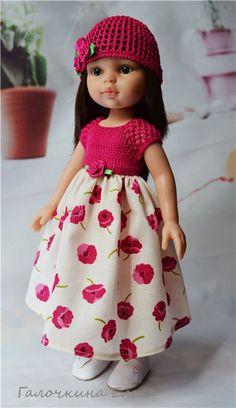 Наряд для Паолочки. / Одежда для кукол / Шопик. Продать купить куклу / Бэйбики. Куклы фото. Одежда для кукол