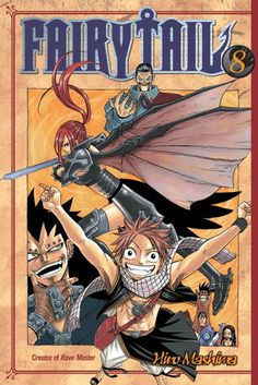 Fairy Tail, Volume 8