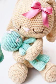 PATTERN Amigurumi Bunny PDF Tu