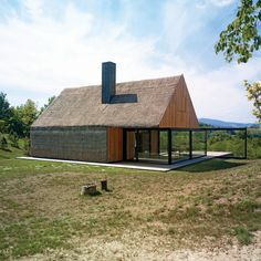 Interpretation of a Traditional Zagorje Cottage | ArchiTravel
