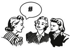 Conversaciones online y fiestas de cocktail: Escuchar y luego hablar. Pocas marcas lo hacen y los fallos son clamorosos.