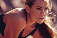 Get Olympic Swimmer Natalie Coughlin's Sexy-Strong Shoulders : The fit swimmer spills her secret to her sexy-strong shoulders. #SelfMagazine