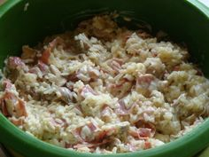 risotto-aux-champignons-et-jambon-cru-micro-vap- Surimi Recipes, Endive Recipes, Micro Vap, Tupperware Pressure Cooker, Coffe Recipes, Crohns Recipes, Jucing Recipes, Mackerel Recipes, Tagine Recipes