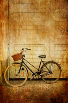 Love bici. <3 #bici #bycicle #vintage #cute #fashion