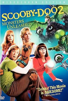 Scooby Doo 2-Monsters Unleashed (Dvd/Ws)