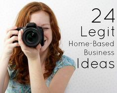 24 Legitimate Home-Based Business Ideas & Opportunities for Highschoolers