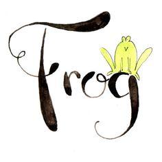 F comme Frog Apprends l'alphabet en jouant : quel par SadlerAlison