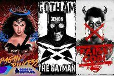 Vieron los afiches #FanMade de #BatmanVSuperman? Que piensan de ellos?  #DLB #DesdeLaButaca #Batman #Superman #Wonderwoman Lee más al respecto en http://ift.tt/1hWgTZH Lo mejor del Cine lo disfrutas #DesdeLaButaca Siguenos en redes sociales como @DesdeLaButacaVe #movie #cine #pelicula #cinema #news #trailer #video #desdelabutaca #dlb