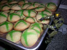 BAHAHAHAHA!!! #halo #masterchief Halo Birthday Parties, 7th Birthday, Birthday Cakes, Birthday Ideas, Halo Party, Xbox Party, Halo Game, Video Game Party, Game Themes