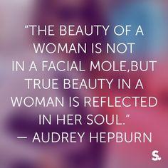 #fashion #quote #hepburn