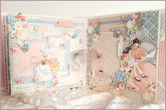 Graphic 45 Precious Memories ~ Baby first year album 2015 Sep