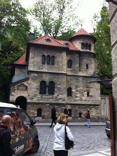 Una de las sinagogas del barrio judio | Klausová synagoga | Klausen Synagogue en Praha, Hlavní město Praha