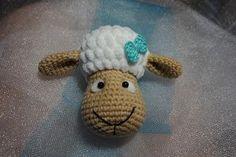 Amigurumi Sheep-Free Pattern   Amigurumi Free Patterns   Bloglovin'