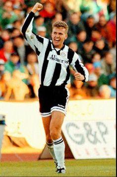 Oliver Bierhoff (Udinese Calcio, 1995–1998, 86 apps, 57 goals), 1995.