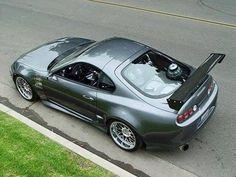 #Toyota #Supra #MK4 #Modified